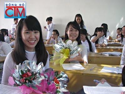 Lớp Trung cấp chính quy cho học sinh đã học xong cấp 2, cấp 3 - Học sáng