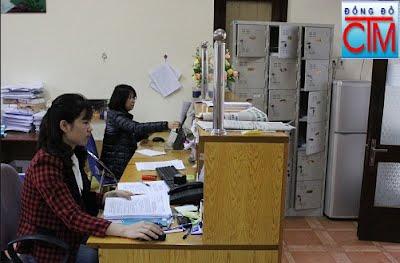 lớp trung cấp văn thư lưu trữ